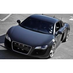 Audi R8 MAT BLACK