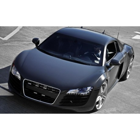 audi r8 mat black technic hobby. Black Bedroom Furniture Sets. Home Design Ideas