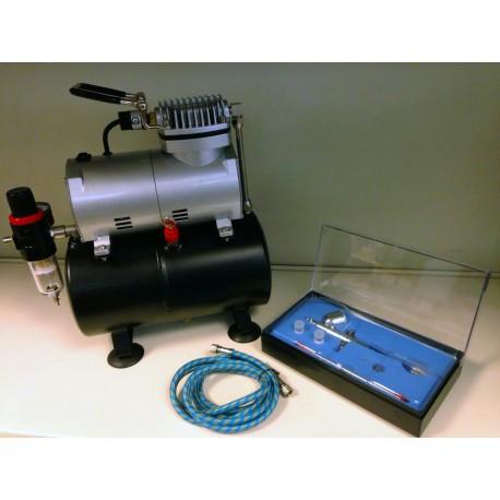 Expert aérographe kit complet